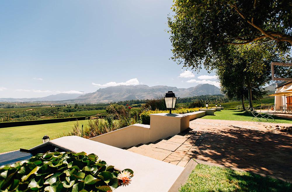 Ernie Els Wines, Stellenbosch