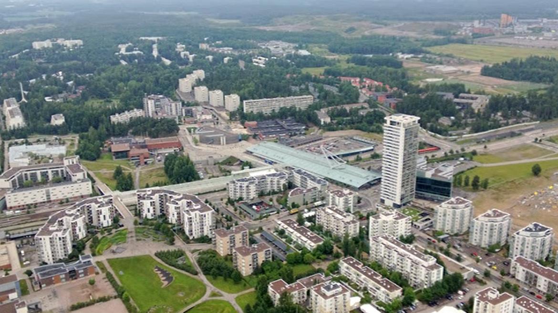 Columbus kauppakeskus, Helsinki