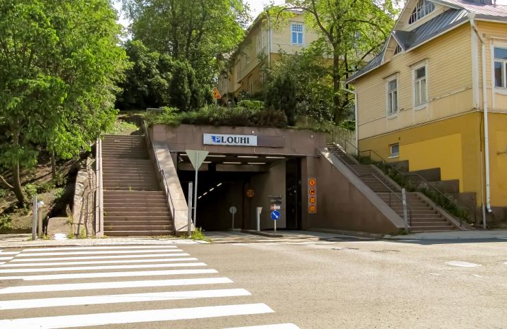 Q-Park Louhi, Åbo